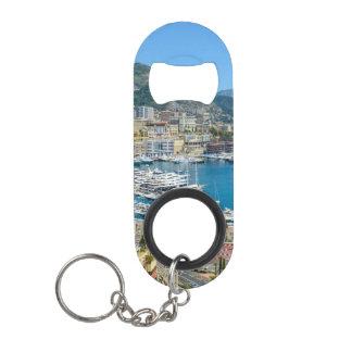 Monte Carlo Monaco Keychain Bottle Opener