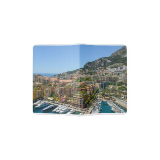 Monte Carlo Monaco Passport Holder