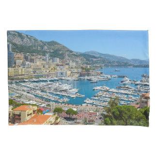 Monte Carlo Monaco Pillowcase