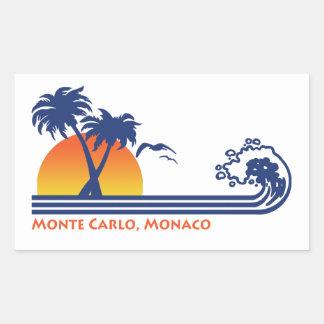 Monte Carlo Monaco Sticker