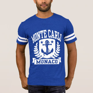 Monte Carlo Monaco T-Shirt