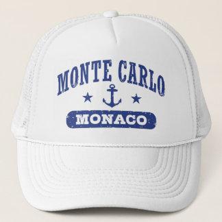Monte Carlo Monaco Trucker Hat