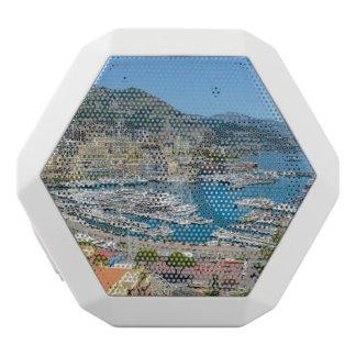 Monte Carlo Monaco White Bluetooth Speaker