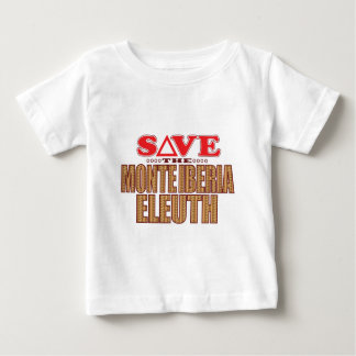 Monte Eleuth Save Baby T-Shirt