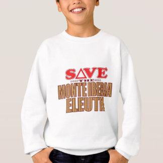 Monte Eleuth Save Sweatshirt