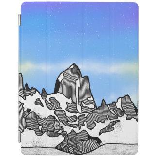 Monte Fitz Roy Mountain Landscape iPad Smart Cover