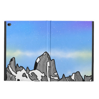 Monte Fitz Roy Mountain Landscape Powis iPad Air 2 Case