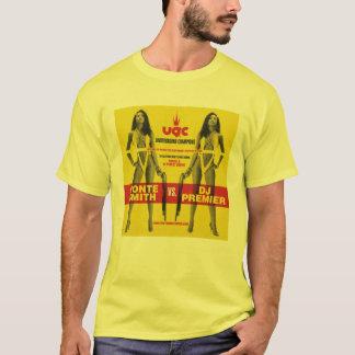 Monte Smith vs. DJ Premier Yellow Shirt