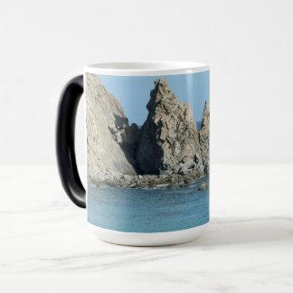 Monte turnu beach,sardinia magic mug