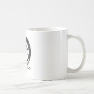MonteagleShirt_BlackArtOnWhiteShirt Coffee Mug