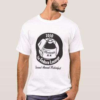 MonteagleShirt_BlackArtOnWhiteShirt T-Shirt