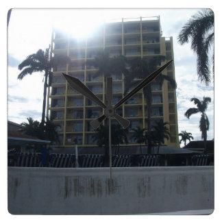 Montego Bay Hotel, Jamaica Clock