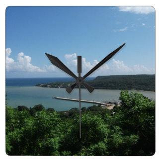 Montego Bay, Jamaica Clock