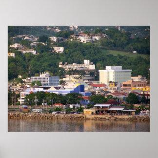 Montego, Jamaica Print