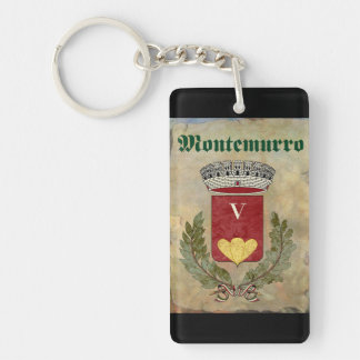 Montemurro Key Chain Souvenir