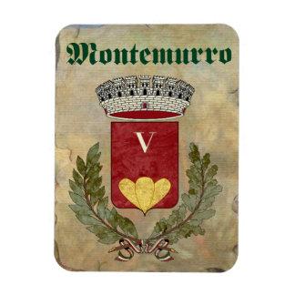 Montemurro Souvenir Magnet