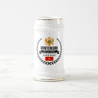 Montenegro Beer Stein