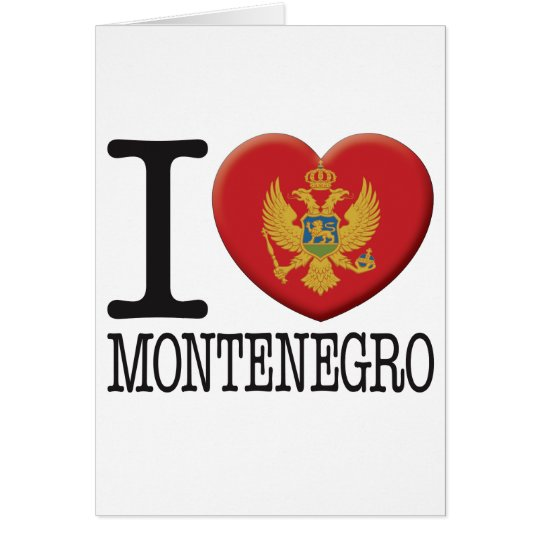 Montenegro Card