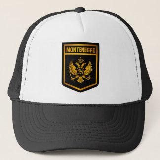 Montenegro Emblem Trucker Hat