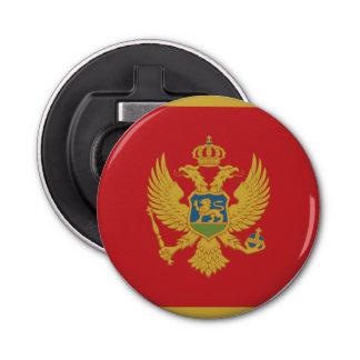 Montenegro Flag Bottle Opener