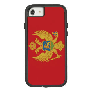 Montenegro Flag Case-Mate Tough Extreme iPhone 8/7 Case