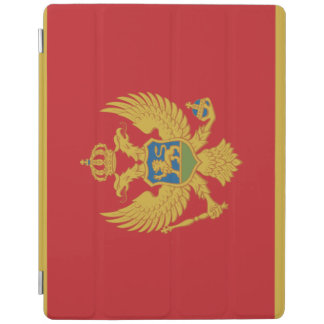 Montenegro Flag iPad Cover