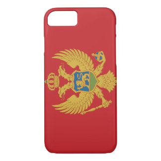 Montenegro Flag iPhone 8/7 Case