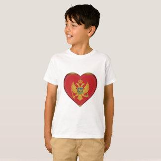 Montenegro Flag T-Shirt