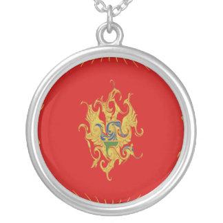 Montenegro Gnarly Flag Custom Jewelry
