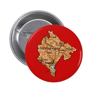 Montenegro Map Button