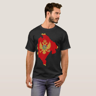 Montenegro Nation T-Shirt