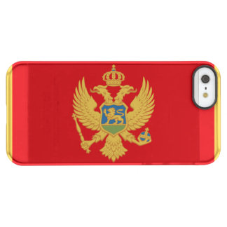 Montenegro Permafrost® iPhone SE/5/5s Case