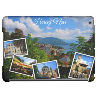 Montenegro Travel Collection – Herceg Novi Cover For iPad Air
