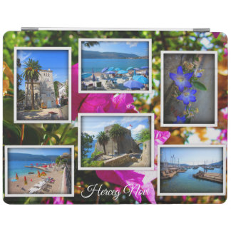 Montenegro Travel Collection – Herceg Novi iPad Cover