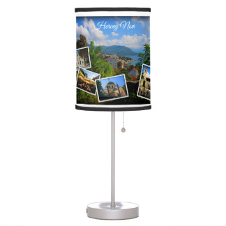 Montenegro Travel Collection – Herceg Novi Table Lamp