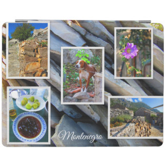 Montenegro Travel Collection iPad Cover
