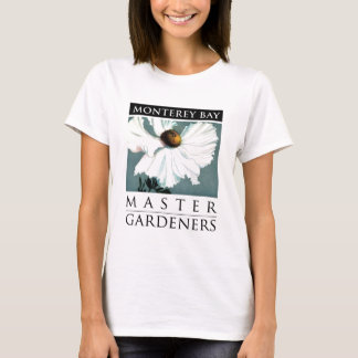 Monterey Bay Master Gardeners Womens Fitted Tee