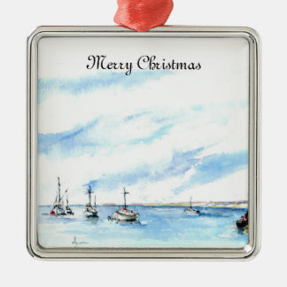 Monterey Bay Ornament