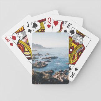 Monterey bay poker deck