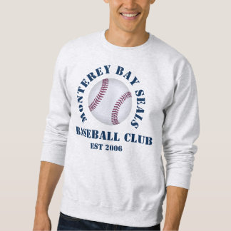 Monterey Bay Seals Sweatshirt
