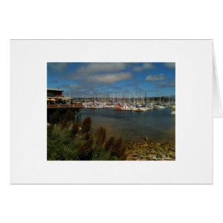 Monterey CA Card
