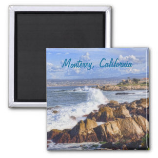 Monterey California Coast Magnet