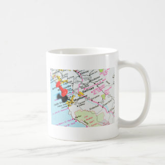 Monterey, California Coffee Mug