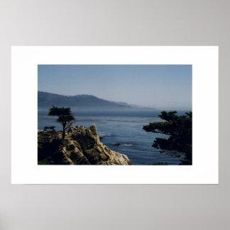 Monterey, California Poster