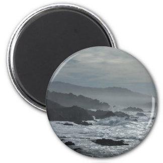 Monterey Coast Magnet