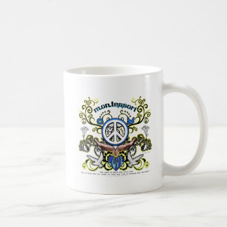 Montesori Peace Coffee Mug