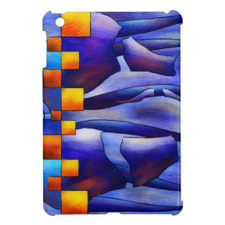 Montessimia V1 - ancient fossils iPad Mini Case