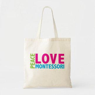 Montessori Tote Canvas Bag