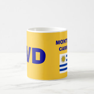 Montevideo* Carrasco International Airport Mug