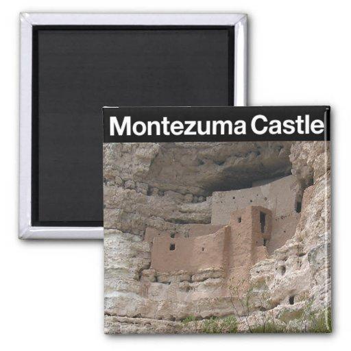 Montezuma Castle National Monument Magnet